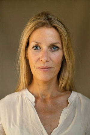 Portrait von Heike Fincke
